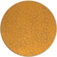 rug #536549 | round light-orange animal rug