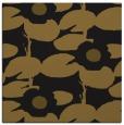 rug #537021 | square black natural rug