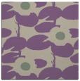 rug #537085   square purple natural rug