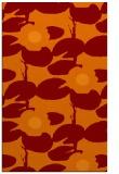 rug #537797 |  orange popular rug