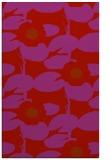 rug #537861 |  pink natural rug