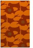 rug #537865    red-orange natural rug