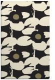rug #537917    black natural rug