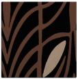 rug #538681 | square black graphic rug