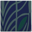 rug #538697 | square blue abstract rug