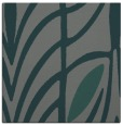 rug #538793 | square green natural rug