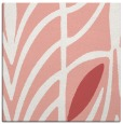 rug #538885 | square white abstract rug