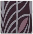 rug #538901 | square purple abstract rug