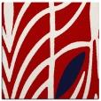 rug #538905 | square red natural rug