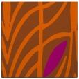 rug #538929 | square red-orange natural rug