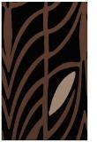rug #539385 |  brown graphic rug