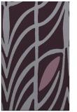 rug #539605 |  purple abstract rug