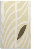 rug #539661 |  yellow graphic rug