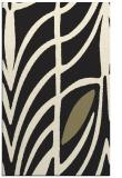 rug #539677 |  black abstract rug