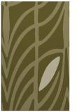 rug #539701 |  light-green abstract rug