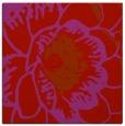rug #540677 | square red natural rug