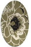 rug #541087 | oval popular rug