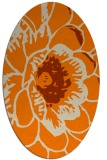 rug #541094 | oval popular rug