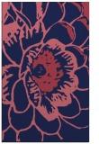 rug #541221 |  pink popular rug
