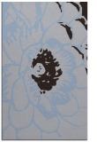 rug #541241 |  blue-violet natural rug