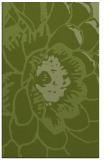 rug #541253    green graphic rug