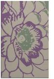 rug #541309 |  purple graphic rug