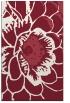 rug #541341 |  pink natural rug