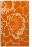 rug #541389    red-orange graphic rug