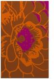 rug #541393    red-orange natural rug