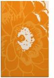 rug #541473 |  light-orange natural rug