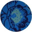 rug #541649 | round graphic rug