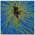 rug #545873 | square blue abstract rug