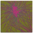 rug #546033 | square light-green natural rug