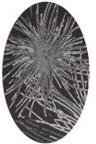 rug #546104 | oval abstract rug