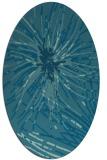 rug #546106 | oval abstract rug