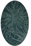 rug #546130 | oval abstract rug