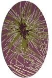 rug #546219   oval abstract rug