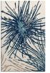 rug #546433 |  white abstract rug