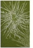 rug #546533 |  green abstract rug