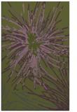 rug #546545 |  green abstract rug