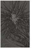 rug #546557 |  brown abstract rug