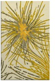 rug #546697 |  yellow natural rug