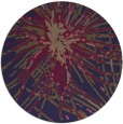 rug #546869 | round beige natural rug