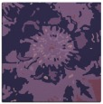 rug #549321 | square purple abstract rug