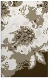 rug #549929 |  white abstract rug