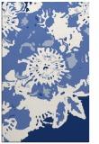rug #549969 |  blue abstract rug