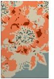 rug #550125 |  orange rug