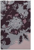 rug #550165 |  purple abstract rug