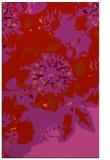 rug #550181 |  pink abstract rug