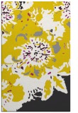 rug #550229 |  yellow natural rug